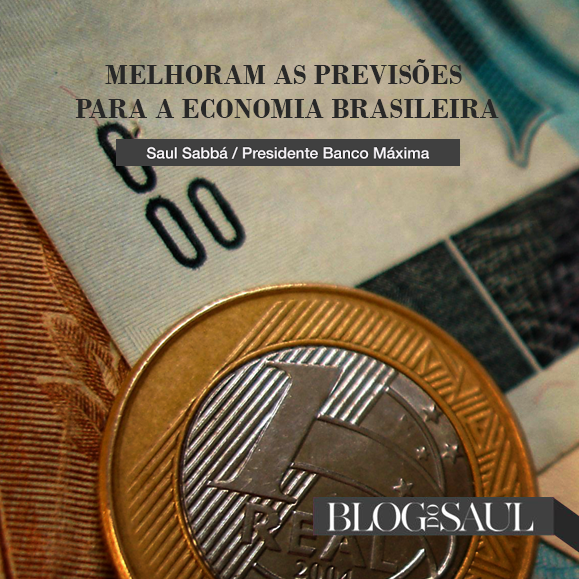 Previsões para a economia brasileira