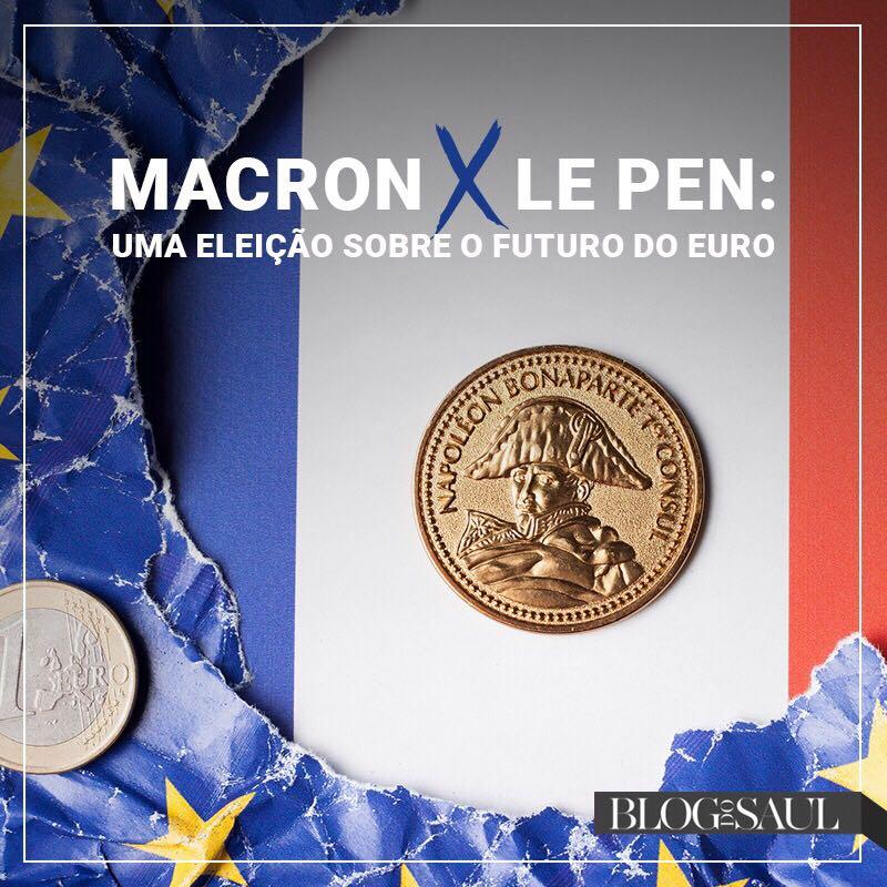 Macron vs Le Pen: uma eleição sobre o futuro do Euro