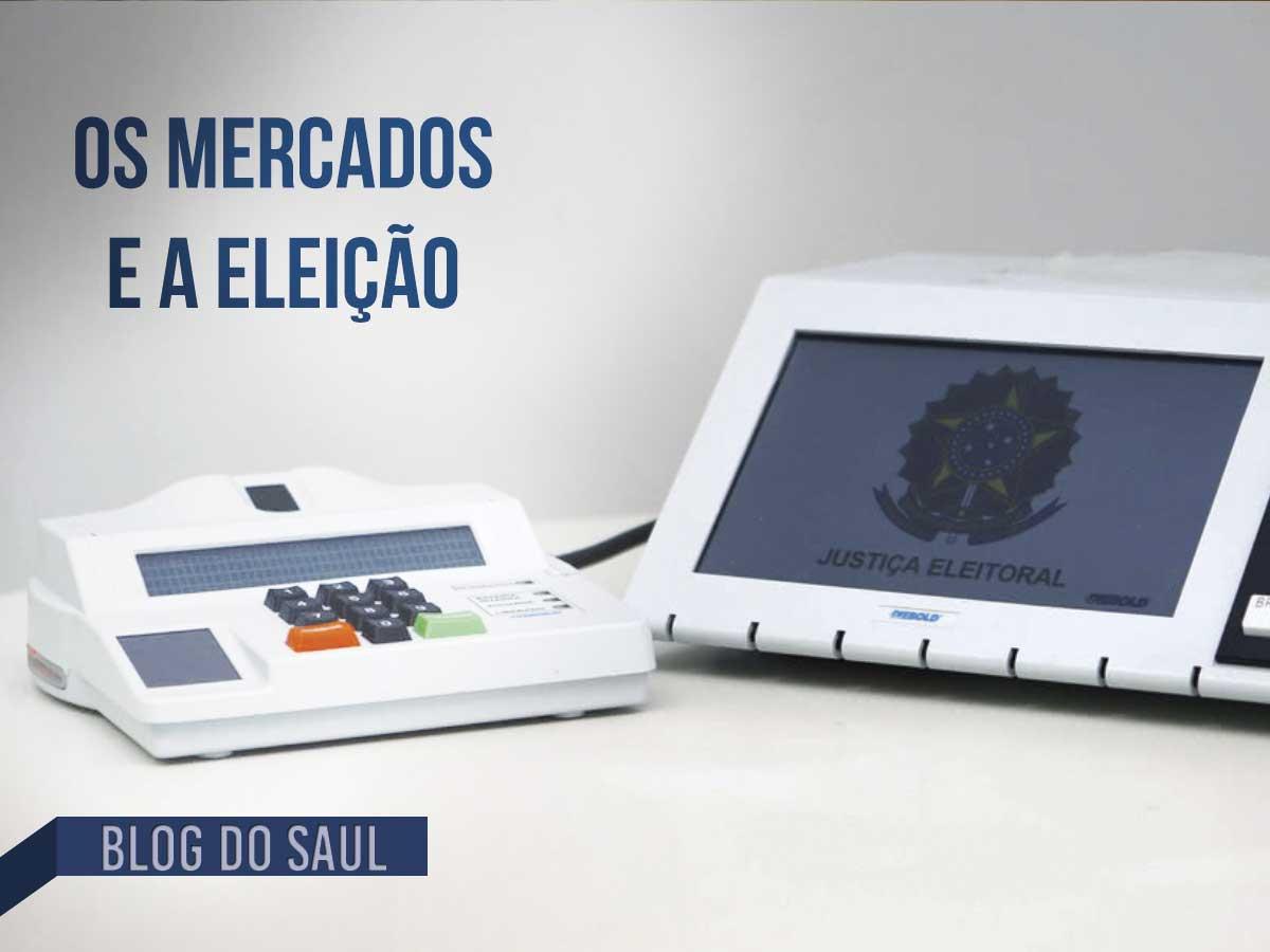 Os mercados e a eleição presidencial brasileira
